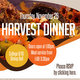 Harvest Dinner, Thursday November 28th 2015